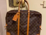 * LOUIS VUITTON cira 1990: Sac « Porte-document de