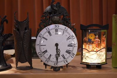 Horloge Ancienne Lampe Chinoise 19527583 Interencheres Com